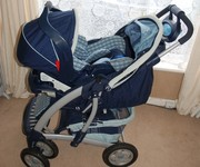 Graco Quattro Tour Travel System Deluxe with all accesories,  Warrington